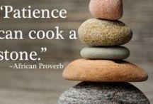 African Proverbs & Quotes / African Proverbs, Quotes & Wisdoms