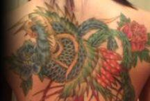 Dragon Needle Tattoo