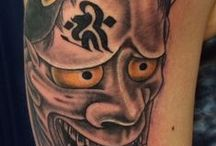 Japanese Traditional Tattoo / Japanese Traditional Tattoo