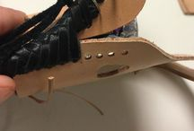 Leatherwork-How it is done / Exclusive pre fabrication and DIY tips from a master leather crafter