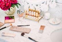 Organisation : make up/bijoux