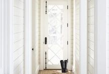 Mudrooms / Mudrooms need to look good too.