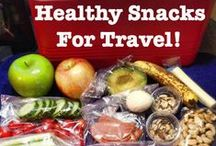 Eating Healthy On The Road / Ways to eat healthy while traveling!