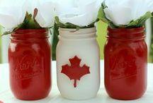Oh Canada! / Celebrating Canada's Birthday on July 1st!