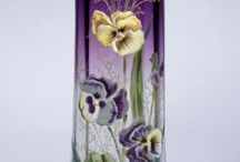 glass 19th-20th art deco / Daum Gallé Lalique Legras ...