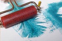 boyama sanatı / Resim ve boyama teknikleri
