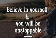 Inspiration/ aspiration