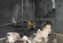 Painting & Sculpture Paul Rebeyrolle