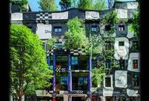 Hundertwasser architecture and other