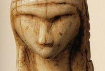 Sculpture Venus paleolithic & neolithic / before 3000 BCE