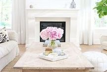 Fireplaces / Fireplace design, mantels, hearths and more
