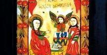ICOANE PE STICLĂ / ICOANE PE STICLĂ icoană naive pictate pe dosul sticlei în ulei sau tempera pictură tradițională iconografică lucrări de artă religioasă ortodoxă icoane naive icoane țărănești icoane originale unicat.