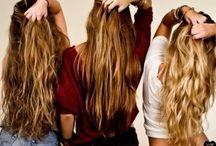 hair / by Addy Purdy