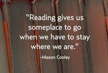 Good Books / Take time to read. / by Ponyboy Curtis