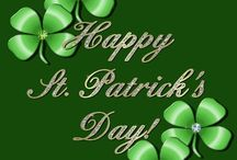 St. Paddy's Day / by Diana Willette