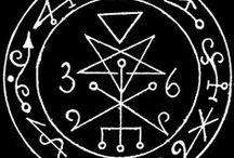 Sigils, runes and Symbols / Okvlt
