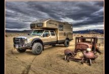 Expedition Vehicles 4x4² / Free ! !! !!! / by Thierry.M Audemard - Braun