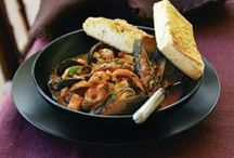 Fresh Seafood Dishes / Fresh and light meals made with your seafood favourites.