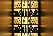 Wine Cellars & Humidors  / Storage for wines and cigars.
