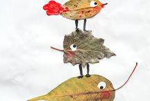 Herfst & blaadjes