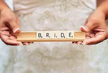 The Big Day / Photographic inspiration for the bride and groom's big day!
