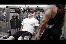 Workouts / Workouts from the Body Spartans. Arms workouts, traps workouts, leg workouts, and more!