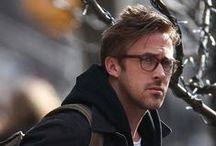 Stars wearing Glasses / Famous People, Celebrities and Glasses