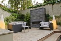 Идеи для сада / Мебель и декор для нескучного сада или загородного участка.