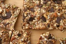 Raw Protein Bars / High nutrient based food for optimum living