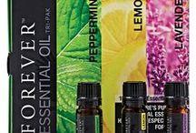 Olejki eteryczne / Forever Essential Oils