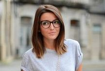 Inspiration - cool people with glasses