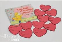 Easy February /  February lessons, read alouds, science projects, valentine's day, President's Day, and art. These ideas are easy to implement in your classroom tomorrow!