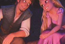 [ Ship - Flynn & Rapunzel ]