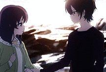 [ Ship - Tsumugu & Chisaki ]