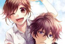 [ Ship - Yuu & Natsuki ]