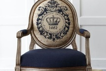 Tres Chic / furniture for my home sweet home