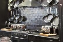 Chef's Desire.......Kitchens