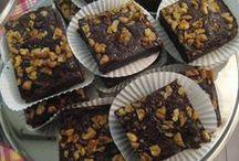 """Brownie's&Blondie's van Tante Cornelia / Brownie's en Blondie's in diverse smaken gemaakt door """"De Keuken van Tante Cornelia"""""""
