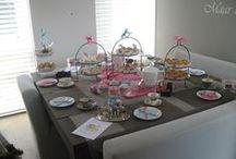 """Tea's van Tante Cornelia op locatie / Tea's verzorgt door """"De Keuken van Tante Cornelia"""""""