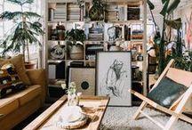 Home, Decor & Garden / Home decor design and architecture garden greens