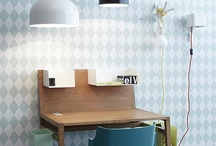Small Work Spaces & Organisation