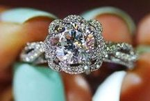 Engagement rings / Will you marry me?  Have you got a ring?