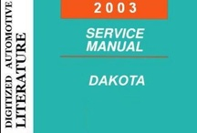 Dodge - Ram , Durango , Dakota , Nitro - Service manuals / Dodge - Ram , Durango , Dakota - Service manuals at Ebay or Tradebit