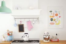 KITCHENS / by ♡ Thursdaygirl x