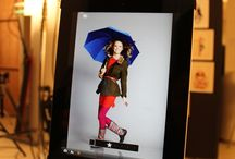 Autumn in action! / Getting ready for the Crocs FW13 collection