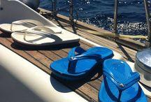 My Greek Crocs summer / KOObee wears Crocs and travels in the Greek islands