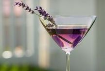 Drinks all around! / Recipes and tips for alcoholic beverages.