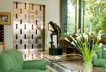 Art Deco home decor inspiration / Art Deco home decor inspiration