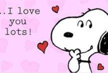 Snoopy and Co. / Fun!!