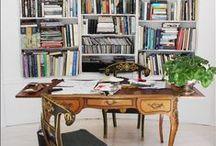 Librarium / Home studies and libraries